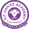 FIT CHICKS ACADEMY Logo