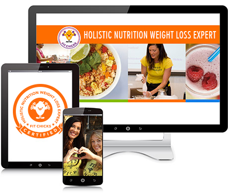 Holistic Nutrition Weight Loss Expert