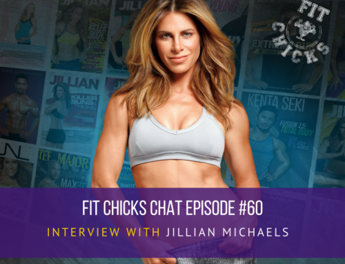 EPISODE #60: Interview with Jillian Michaels