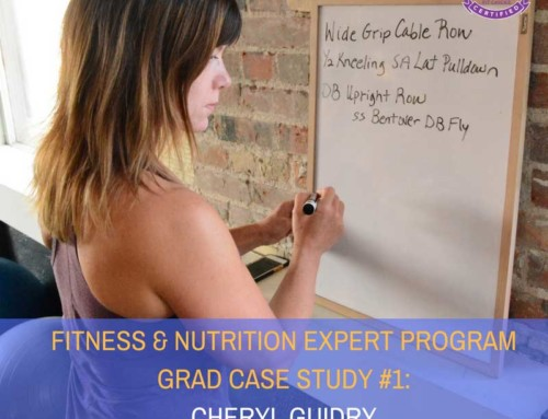 FIT CHICKS ACADEMY GRAD CASE STUDY #1: Cheryl Guidry of G48 Fitness