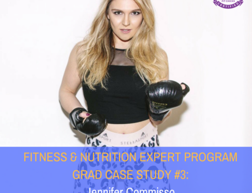FIT CHICKS ACADEMY GRAD CASE STUDY #3: Jennifer Commisso