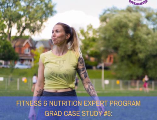 FITNESS & NUTRITION EXPERT GRAD CASE STUDY #5: Megan Leonard