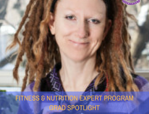 GRAD SPOTLIGHT: ROWEN BROWNLOW TESTIMONIAL & CHOCOLATE MINT POWER BARS  (VEGAN, HIGH FIBRE RECIPE)