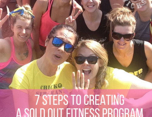 7 Steps to Creating a SOLD OUT Fitness Program