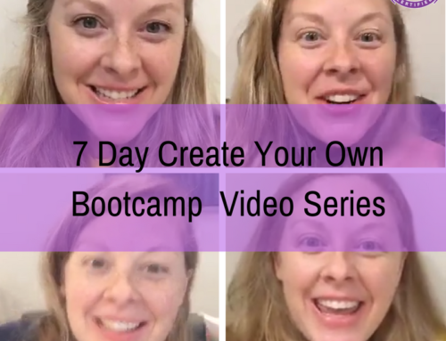 """Create Your Own Bootcamp"" Bootcamp – 7 Days to Creating Your Fitness Program"