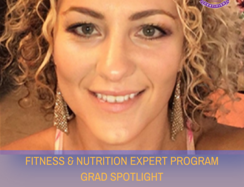 GRAD SPOTLIGHT: Coconutty Turkey Bites from Fitness & Nutrition Expert Student Ginny Evans