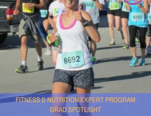 GRAD SPOTLIGHT – Jenny Zaparniuk Testimonial and Island Dream Cookie Recipe