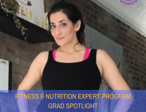 GRAD SPOTLIGHT: Easy Chicken Cauliflower Meatballs with Fitness & Nutrition Expert Student Kausar