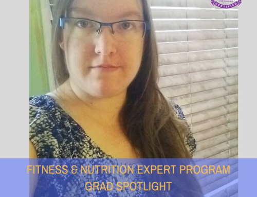 GRAD SPOTLIGHT: Veg Heavy Stirfry with Fitness & Nutrition Expert Student Lisa