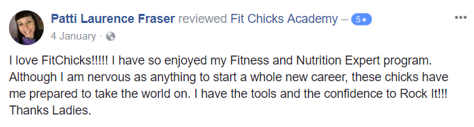 fitness nutrition expert program - FIT CHICKS ACADEMY