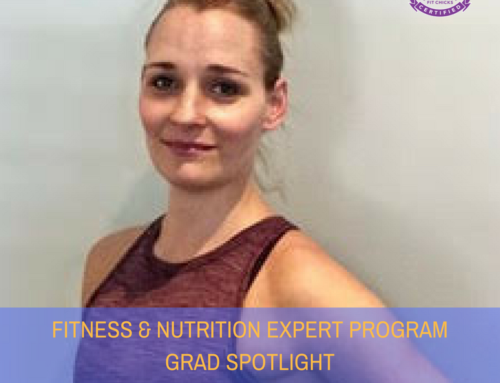 FIT CHICKS ACADEMY GRAD SPOTLIGHT: YVONNE BEATON AND PUMPKIN MOUSSE RECIPE