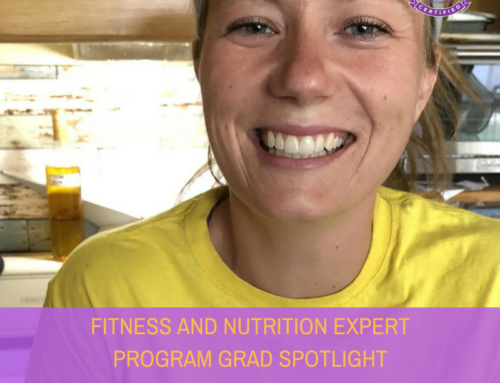 GRAD SPOTLIGHT: Super Duper Power Balls from Fitness & Nutrition Expert Grad Amanda Knott