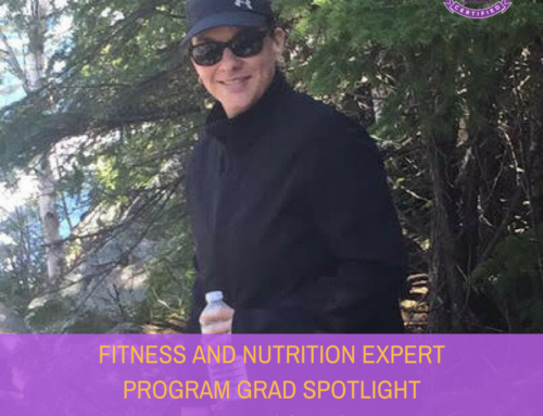 GRAD SPOTLIGHT: Greeky Stuffed Chicken from Fitness & Nutrition Expert Grad Ann Fasciano