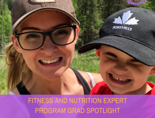 "GRAD SPOTLIGHT: ""Clean out the Fridge"" Egg Muffins with Fitness & Nutrition Expert Grad Kaylee Keays"