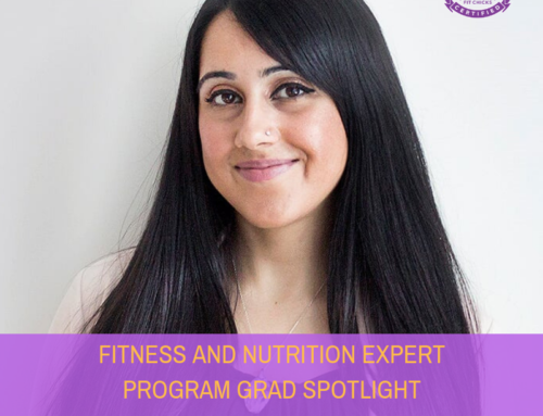 GRAD SPOTLIGHT: Festive Fall Apple Pumpkin Crumble with Fitness & Nutrition Expert Grad Jasmin Jagpal