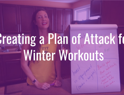 Creating a Plan of Attack for Winter Workouts