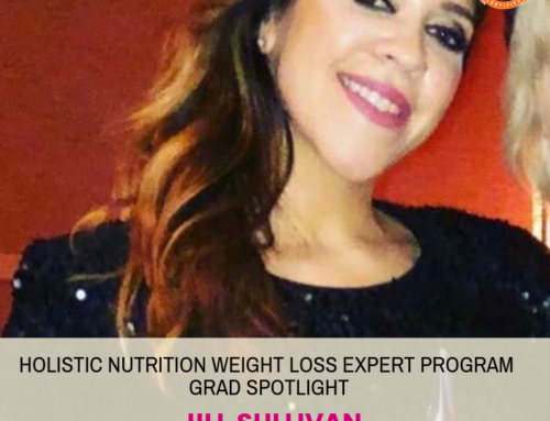 GRAD SPOTLIGHT: Chocolate Berry Smoothie with Holistic Nutrition Weight Loss Expert Grad Jill