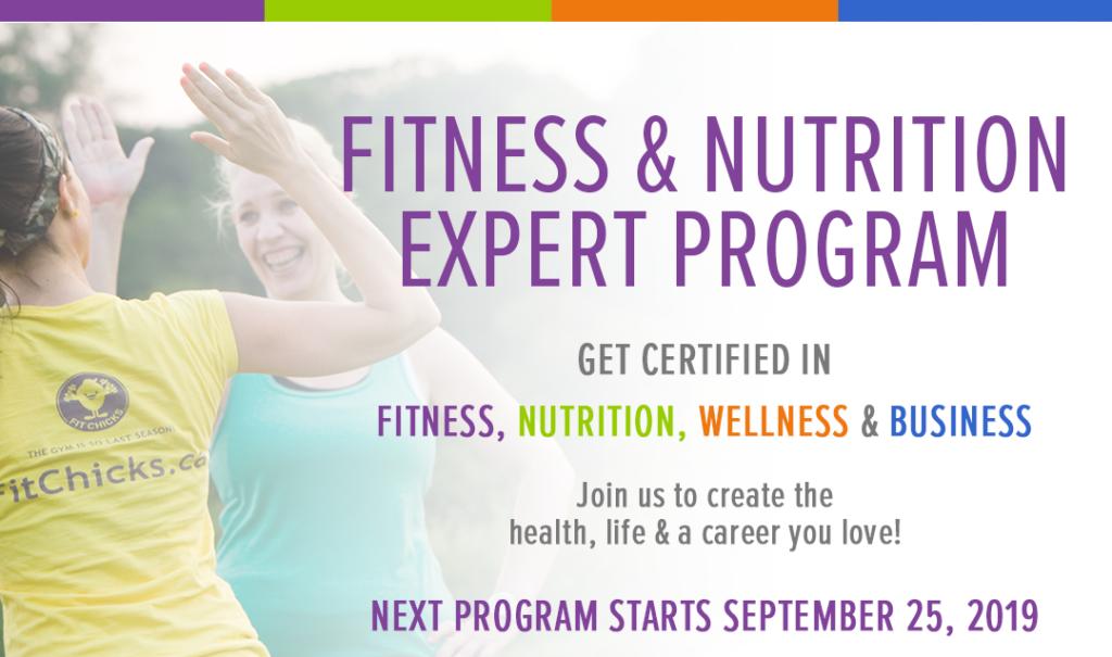 fitness nutrition expert program - FIT CHICKS ACADEMY
