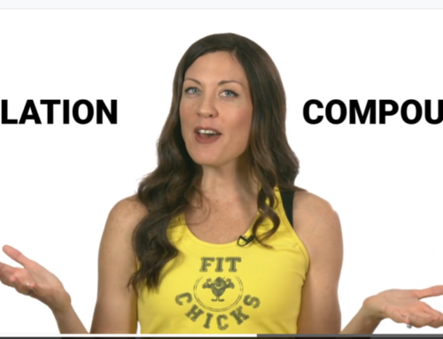 FIT CHICKS Academy:  Compound Vs Isolation Exercises…which do we love more?