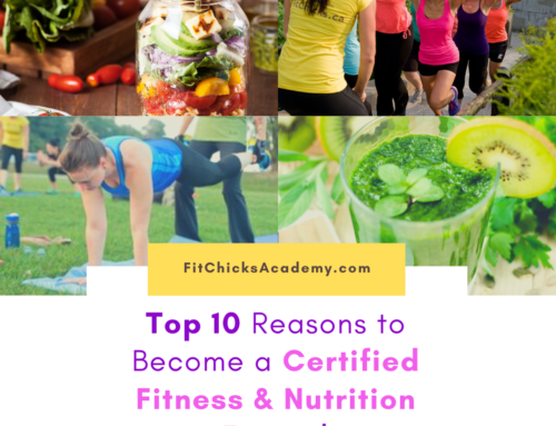 Top 10 Reasons To Become a Fitness & Nutrition Expert