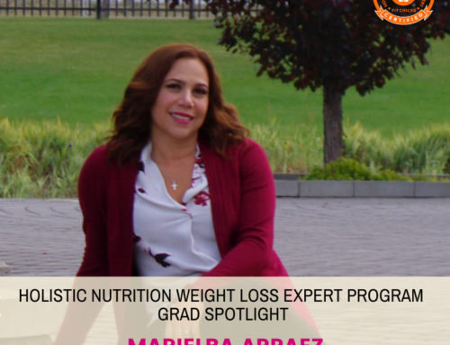 GRAD SPOTLIGHT: Apple Pie Smoothie with Holistic Nutrition Weight Loss Expert Grad Marielba Arraez