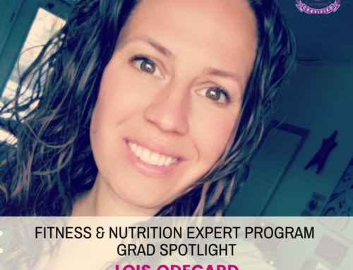 "GRAD SPOTLIGHT: ""Bacon Slaw Wrap"" with Fitness & Nutrition Expert Grad Lois Odegard"