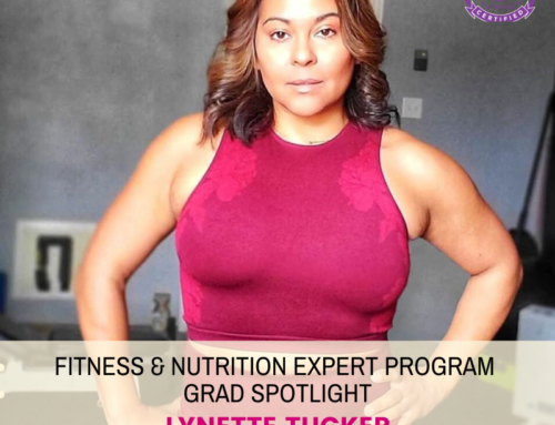 "GRAD SPOTLIGHT: ""Gluten Free BBQ Crock Pot Chicken Nachos! "" with Fitness & Nutrition Expert Grad Lynette Tucker"
