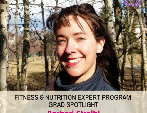 "GRAD SPOTLIGHT: ""A Whole Lot of Carrot Love!"" with Fitness & Nutrition Expert Grad Barbori Streibl"
