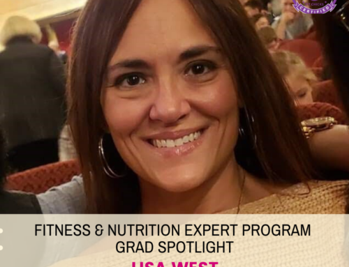 "GRAD SPOTLIGHT: ""Chicken and Bean Slow Cooker Chili"" with Fitness & Nutrition Expert Grad Lisa West"