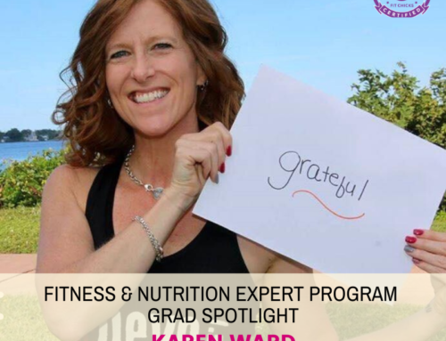 "GRAD SPOTLIGHT: ""7 Layer Egg Bake"" with Fitness & Nutrition Expert Grad Karen Ward"