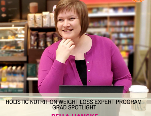 GRAD SPOTLIGHT: Mango Tango Smoothie with Holistic Nutrition Weight Loss Expert Grad Bella Hanske