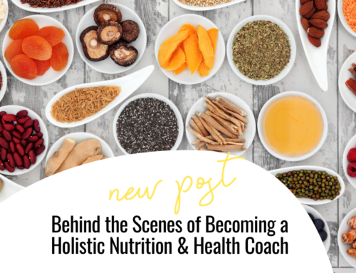 FIT CHICKS Chat Episode 321 – Behind the Scenes of Becoming a Holistic Nutrition & Health Coach