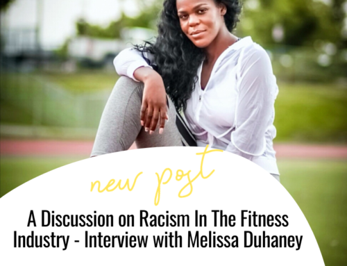 FIT CHICKS Chat Episode 328 – A Discussion On Racism In The Fitness Industry – Interview with Melissa Duhaney