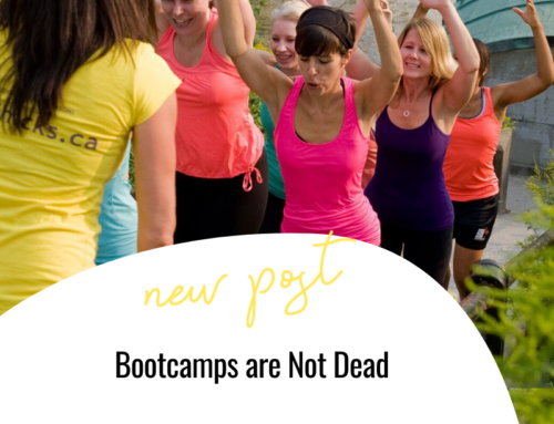 FIT CHICKS Chat Episode 327 – Bootcamps are Not Dead