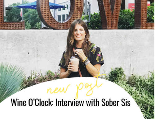 FIT CHICKS Chat Episode 324 – Wine O'Clock: Interview with Sober Sis