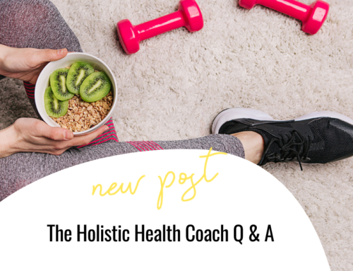 FIT CHICKS Chat Episode 322 – The Holistic Health Coach Q & A
