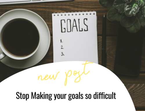 FIT CHICKS Chat Episode 332 – Stop Making your Goals so Difficult