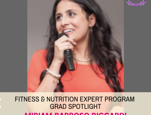 "GRAD SPOTLIGHT: ""Lentil Soup"" with Fitness & Nutrition Expert Grad Miriam Barroso Riccardi"