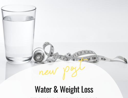 FIT CHICKS Chat Episode 343 – Water & Weight Loss