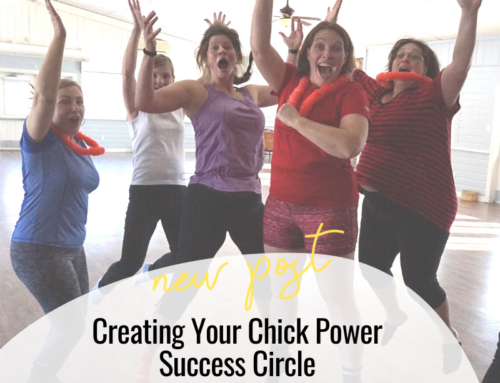 FIT CHICKS Chat Episode 351- Creating Your Chick Power Success Circle