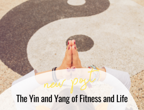 FIT CHICKS Chat Episode 346 – The Yin and Yang of Fitness and Life