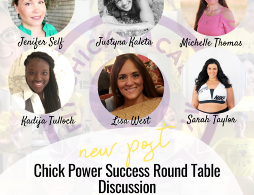 FIT CHICKS Chat Episode 353 – Chick Power Success Round Table Discussion