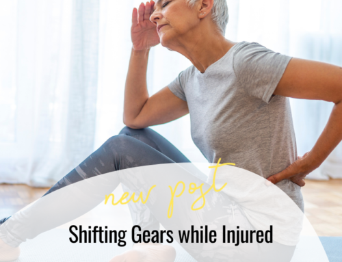 FIT CHICKS Chat Episode 345 – Shifting Gears While Injured