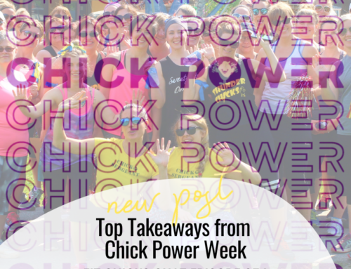 FIT CHICKS Chat Episode 354 – Top Takeaways from Chick Power Week