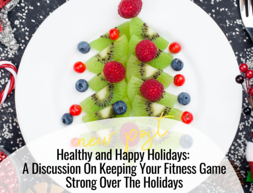 FIT CHICKS Chat Episode 362 – Healthy and Happy Holidays: A Discussion On Keeping Your Fitness Game Strong Over The Holidays
