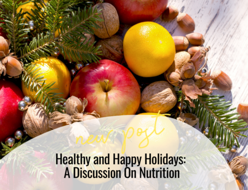 FIT CHICKS Chat EPISODE 363 – Healthy and Happy Holidays: A Discussion On Nutrition