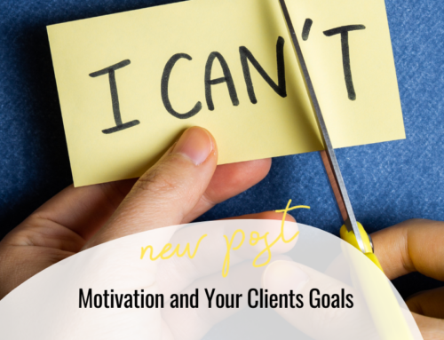 FIT CHICKS Chat Episode 368 – Motivation and Your Clients Goals