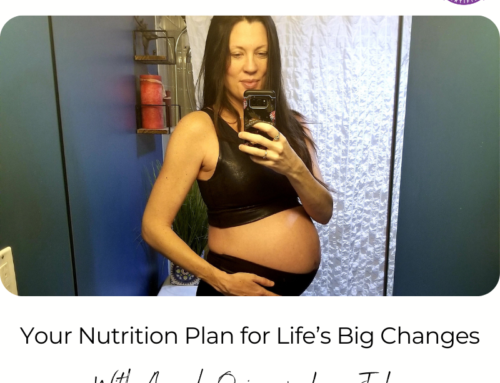 FIT CHICKS Chat Episode 380 – Your Nutrition Plan for Life's Big Changes