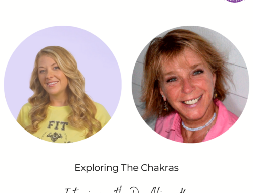 FIT CHICKS Chat Episode 383 – Exploring The Chakras with Dr. Alison Kay