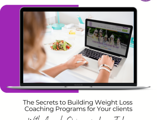 FIT CHICKS Chat Episode 388 – The Secrets to Building Weight Loss Coaching Programs for Your clients